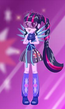 Dress Up Twilight Sparkle apk screenshot