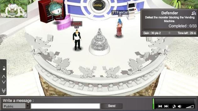 Triple Triad Flash Online apk screenshot
