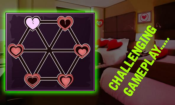 Free New Escape Games 043 - Valentines Escape 2018 screenshot 5