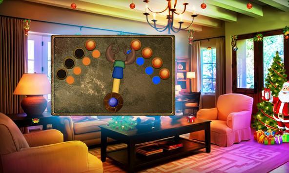 Free New Escape Games 039-Winter Room Escape 2020 screenshot 2
