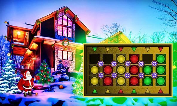 Free New Escape Games 039-Winter Room Escape 2020 screenshot 4