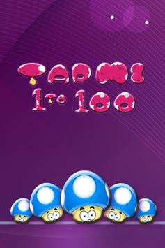 Tap Me 1 To 100 poster