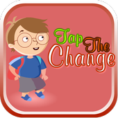 Tap the Change icon