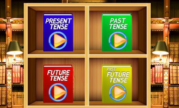 16 Tenses Praktis & Mudah apk screenshot