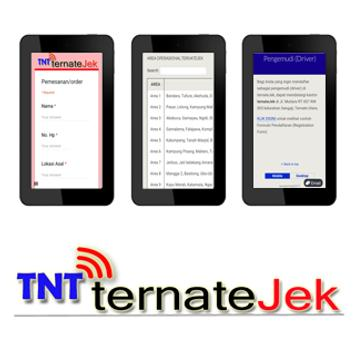 TernateJek TNT screenshot 1