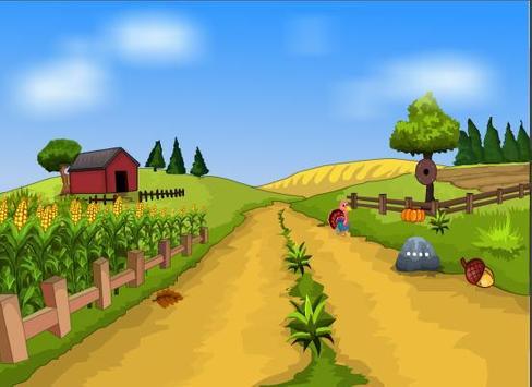 Thanksgiving Maize Farm Escape poster