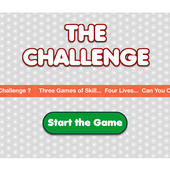 The Challenge Puzzle Game icon