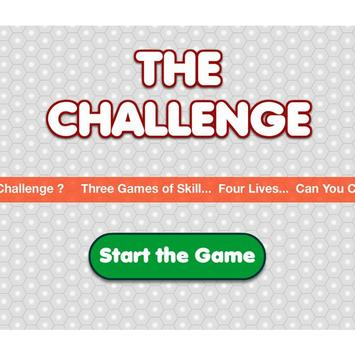 The Challenge Puzzle Game apk screenshot