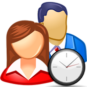 Time in Line icon