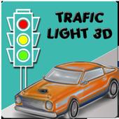 Traffic Light 3D icon