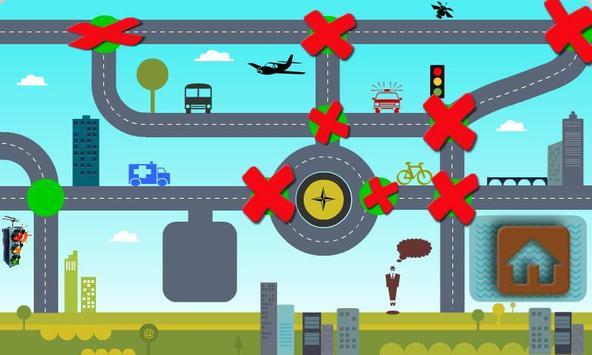 Traffic Light 3D screenshot 2