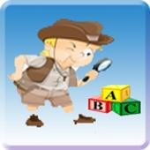 Treasure Hunt Alphabet icon