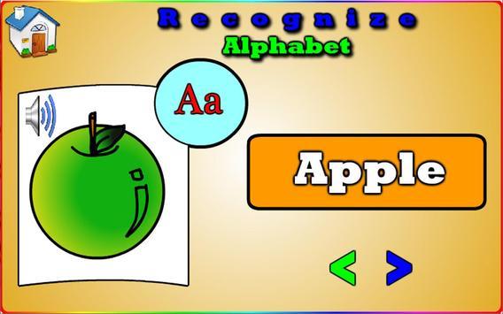 Treasure Hunt Alphabet screenshot 1