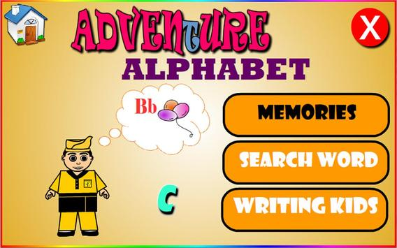 Treasure Hunt Alphabet screenshot 2