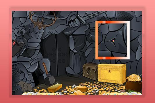 Treasure Cave Escape screenshot 4