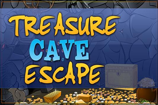 Treasure Cave Escape poster