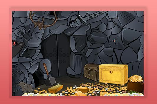 Treasure Cave Escape screenshot 1