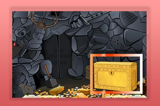 Treasure Cave Escape screenshot 2