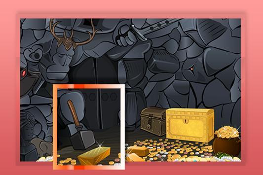 Treasure Cave Escape screenshot 3