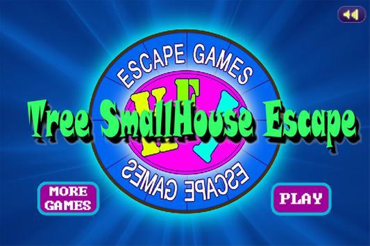 TreeSmallHouseEscape poster