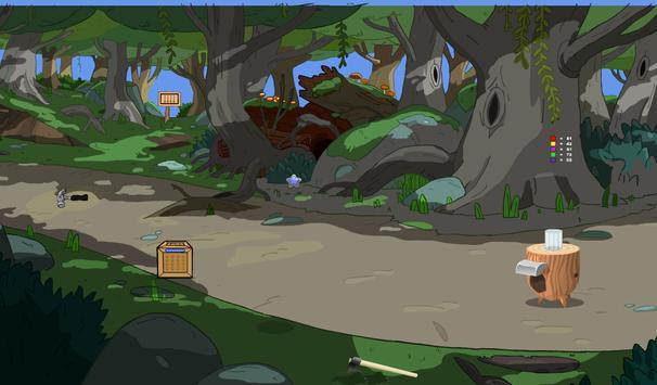 Trekking Girl Rescue 2 apk screenshot
