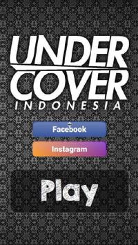 Undercover Indonesia poster