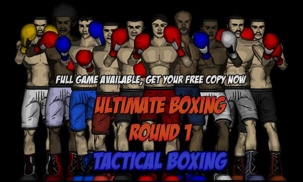 Ultimate Boxing KO apk screenshot
