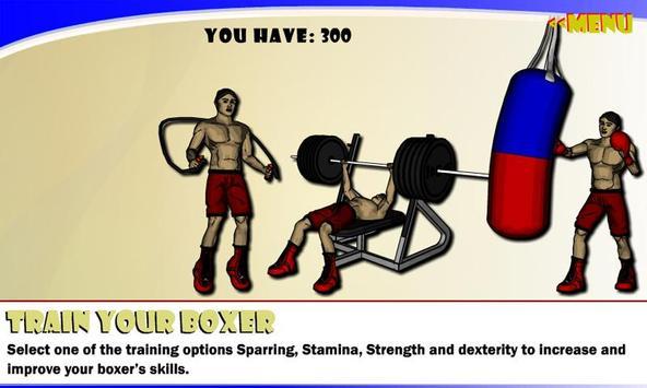 Ultimate Boxing KO poster