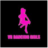 VR Dancing Girls icon