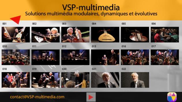 VSP-multimedia apk screenshot