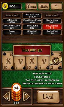 Video Poker - Elite poster