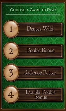 Video Poker - Elite apk screenshot