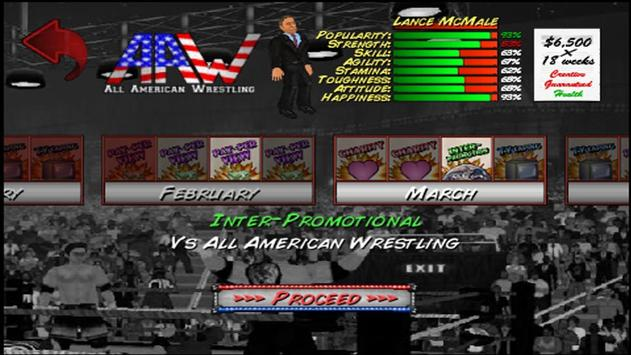 Wrestling Revolution screenshot 5