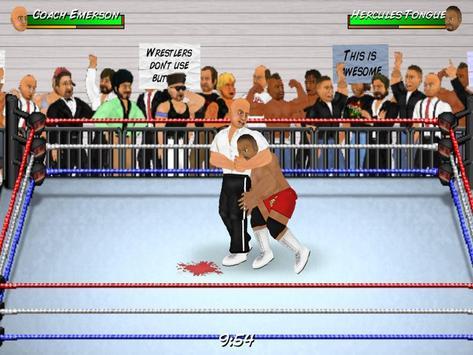 Wrestling Revolution Ekran Görüntüsü 2