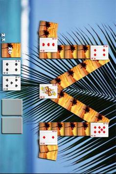 Waikiki Solitaire apk screenshot