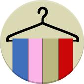Подбор цвета одежды icon