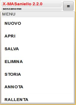 X-MASaniello apk screenshot