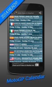 Moto News & Weather '17 MOTOGP screenshot 3