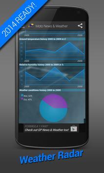 Moto News & Weather '17 MOTOGP screenshot 2