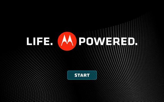 Motorola Xoom™ Quiz poster
