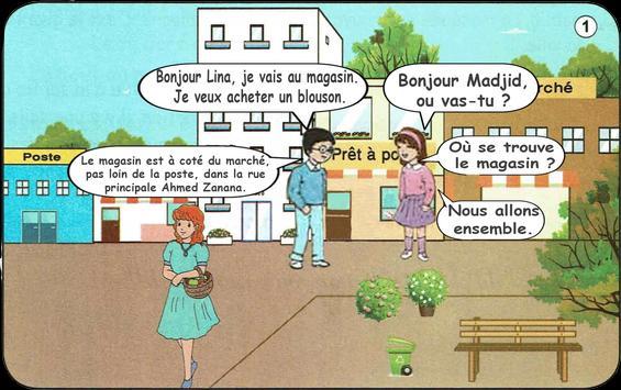 Apprendre le francais 4 année_P1 screenshot 4