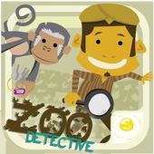 Zoo Detective icon