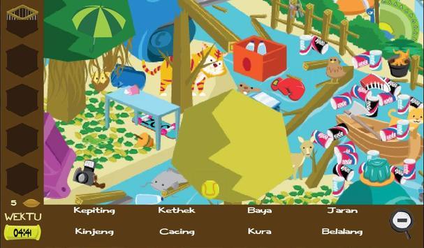 Zoo Detective apk screenshot