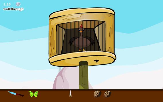 Escape Turkey Cage apk screenshot