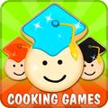Cooking Graduation Cake