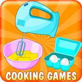Sweet Cookies - Game for Girls icon
