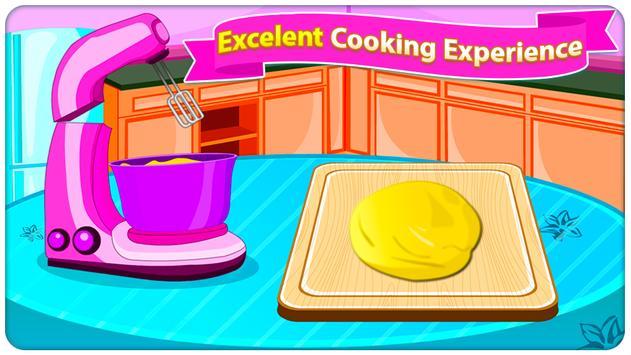 Juegos de cocina - Sweet Cookies captura de pantalla 13