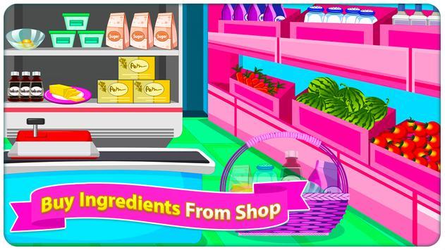 Juegos de cocina - Sweet Cookies captura de pantalla 11