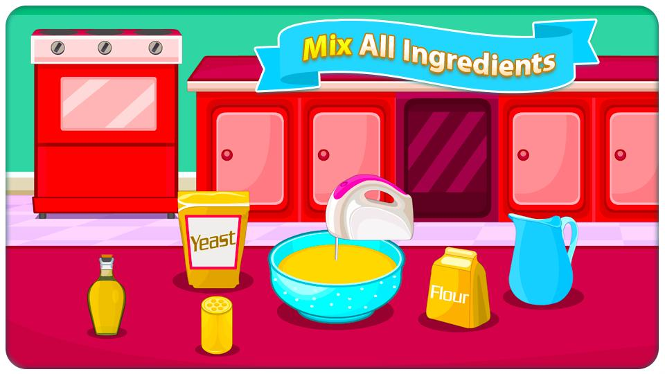 Baking Pizza Game Memasak For Android Apk Download