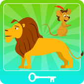 Escape Animal Playground icon